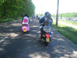 Pinkstertoer 11 Mei 012