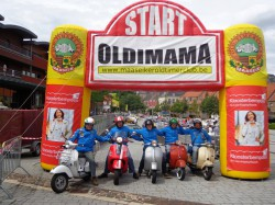 Rally Oldimama 2014