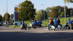 vc Azzurri on tour zuid-Limburg